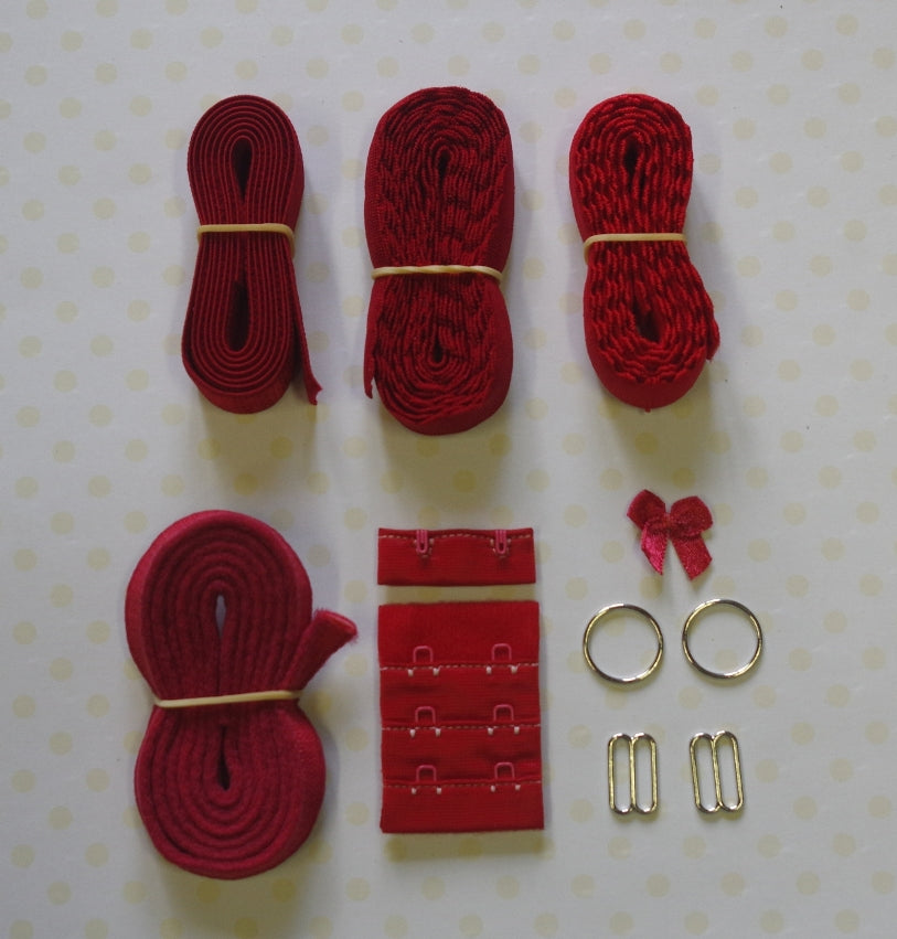 Findings Kit Red