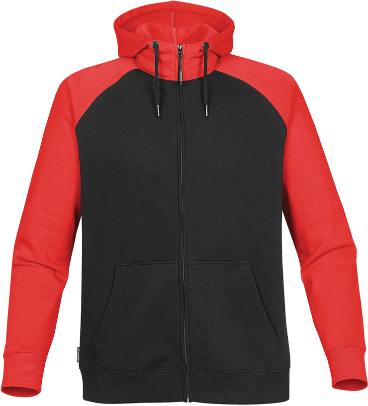 Men's Zip Hoody