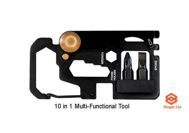 Stainless Steel Multi-functional Tool
