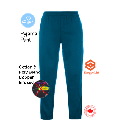 MyDream-Pyjama Pant Infused with Copper Ions.  Limited time offer.
