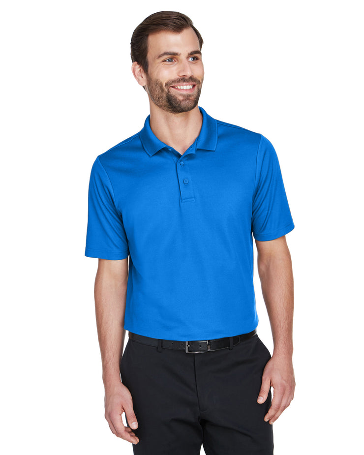 Men's Plaited Polo, CrownLux Performance™ - shoppe list