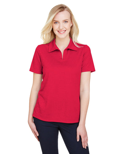 Ladies' CrownLux Performance™ Mélange Polo - shoppe list