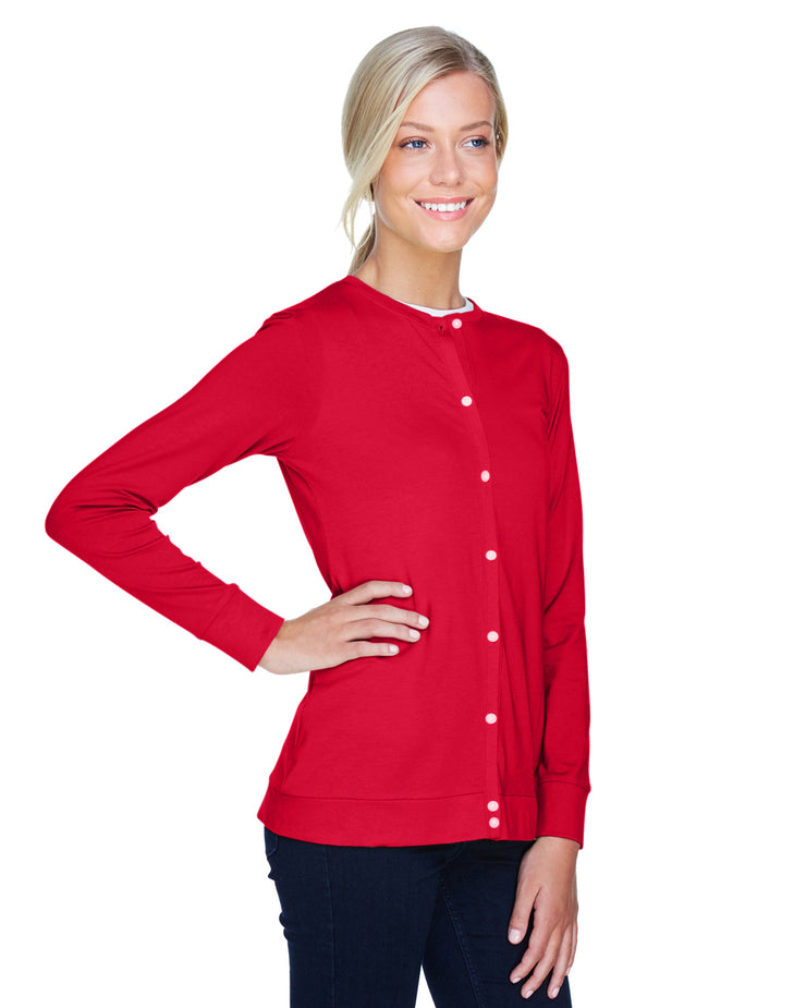 Ladies' Perfect Fit™ Ribbon Cardigan
