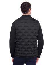 Men's Hybrid Bomber Jacket