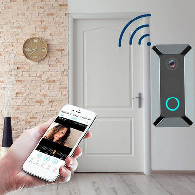 Smart Wireless Wifi 720P Video Doorbell Camera