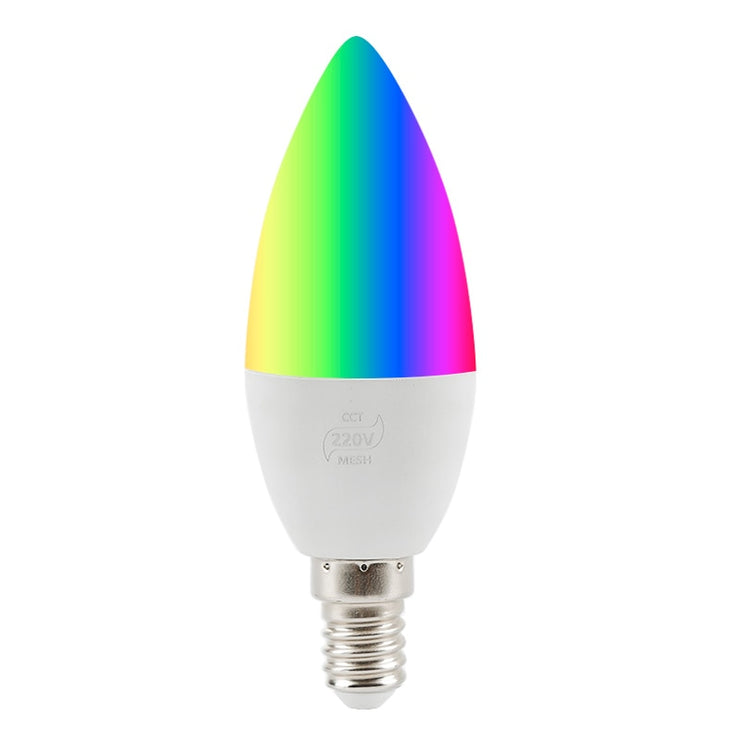 Smart Voice Control Candle Bulb