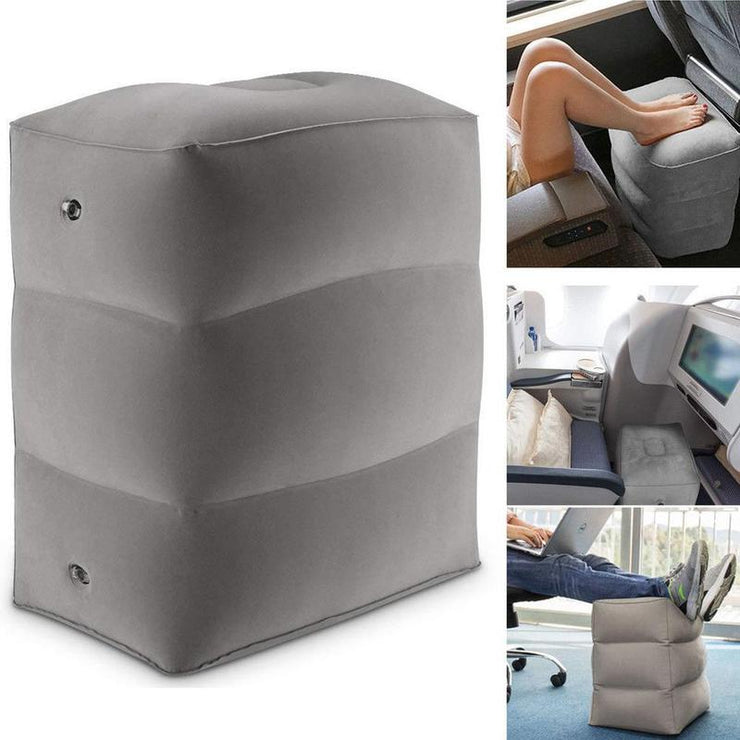 Inflatable Foot Rest Pillow - shoppe list