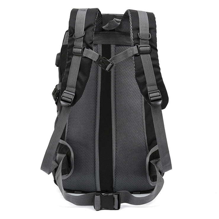 40L Unisex Waterproof Outdoor Backpack