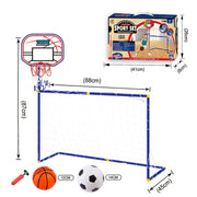 2 in 1 Kids Sports Equipment