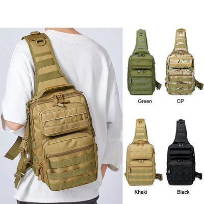Military & Hiking Army Bag