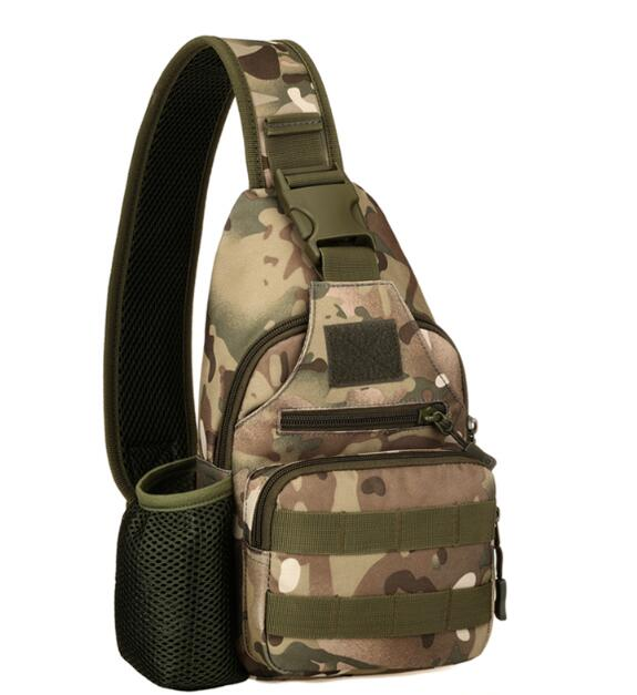 Single Shoulder Camping Backpack