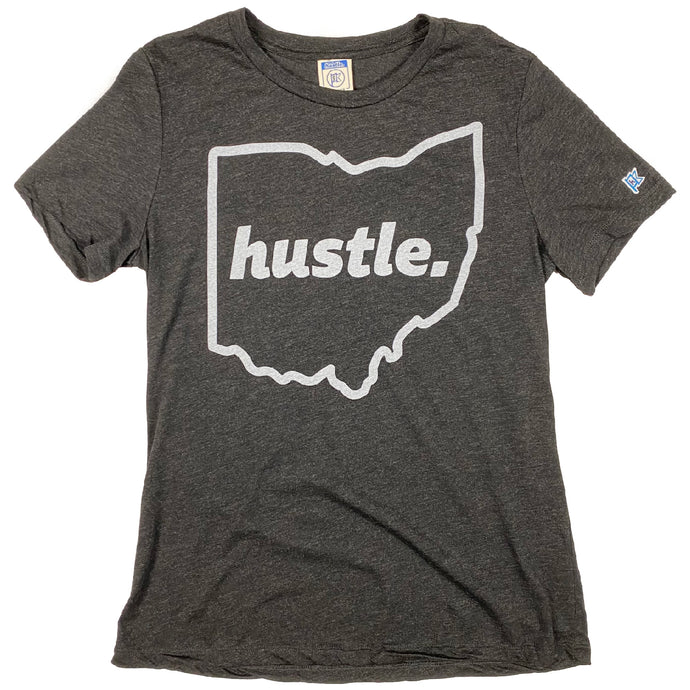 Ohio Hustle | Ladies Relaxed Tee