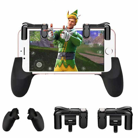 White iPhone Fortnite controller