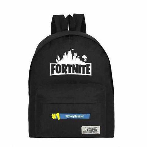 Loot Llama Fortnite - Black Victory Royale! Backpack