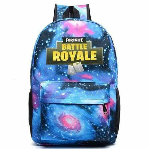 Loot Llama Fortnite - Blue Battle Royale Fortnite Backpack