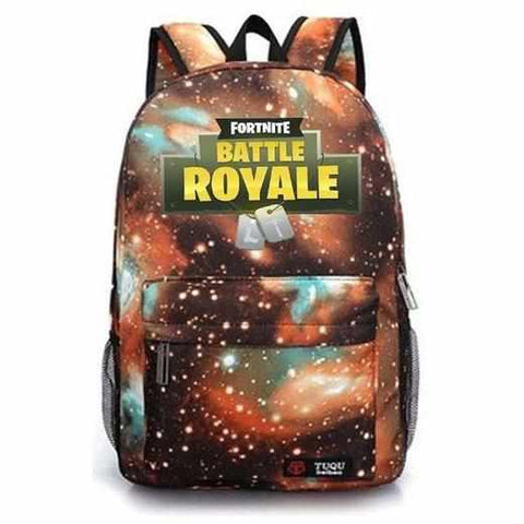 Loot Llama Fortnite - Starry Brown Battle Royale Backpack