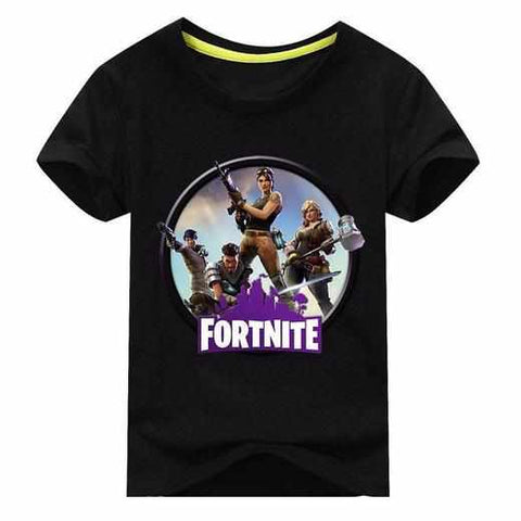 Loot Llama Fortnite - Kids Cool Fortnite T-Shirts - Mixed Colours