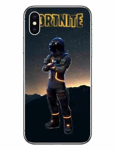 Dark Voyager Black iPhone Case