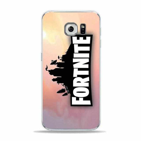 Pink Samsung Fortnite Case