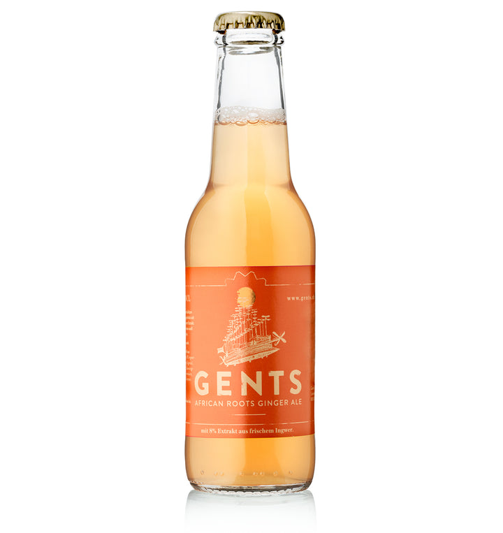 Gents African Roots Ginger Ale / 24 Stk.