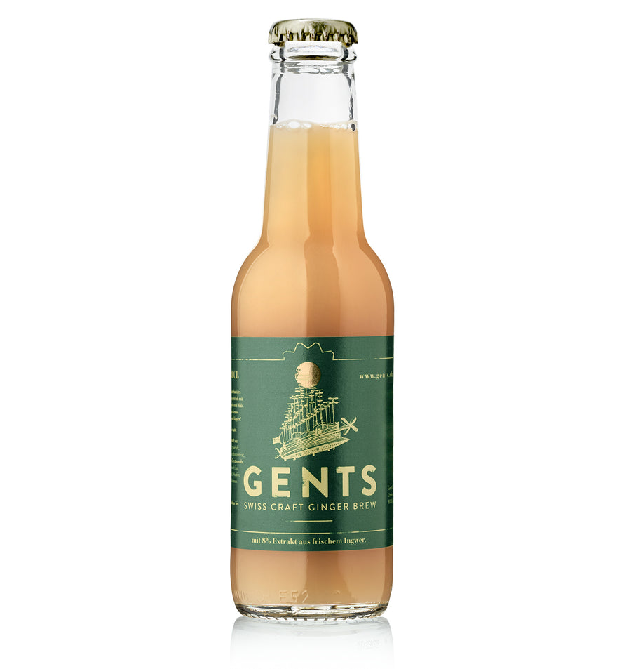 Gents Swiss Craft Ginger Brew / 24 Stk.