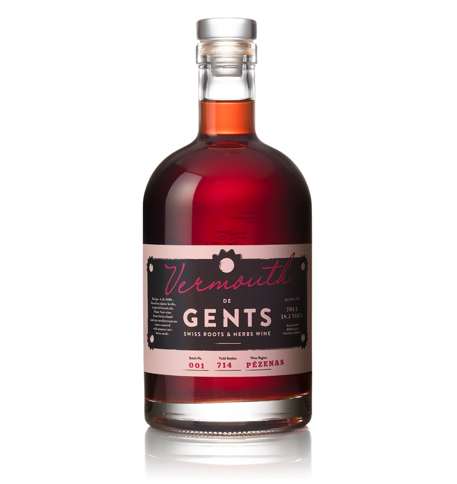 Vermouth de Gents / 70cl