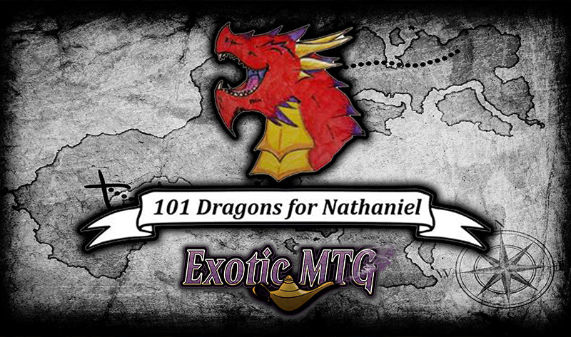Dragons for Nathaniel