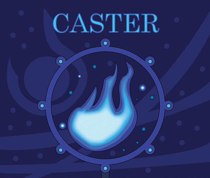 What Do You Play? Caster