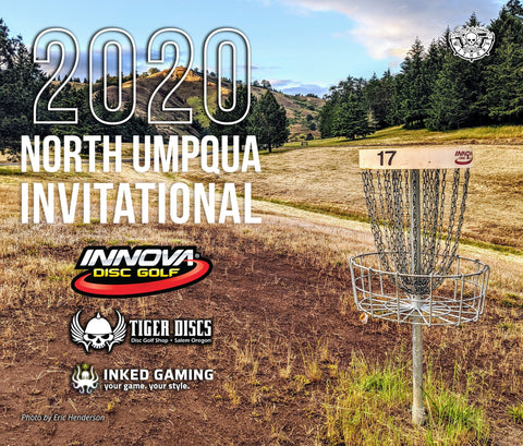 2020 North Umpqua Invitational mouse pad