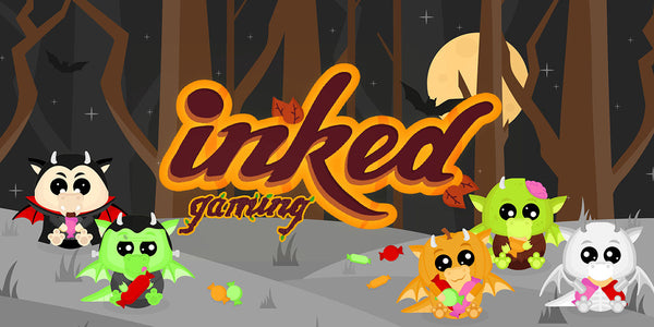 Inked Gaming Halloween Sale