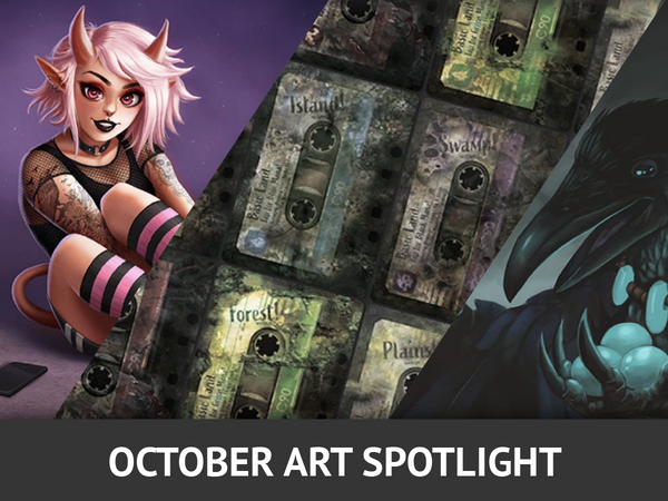 New Art Spotlight: October 2019