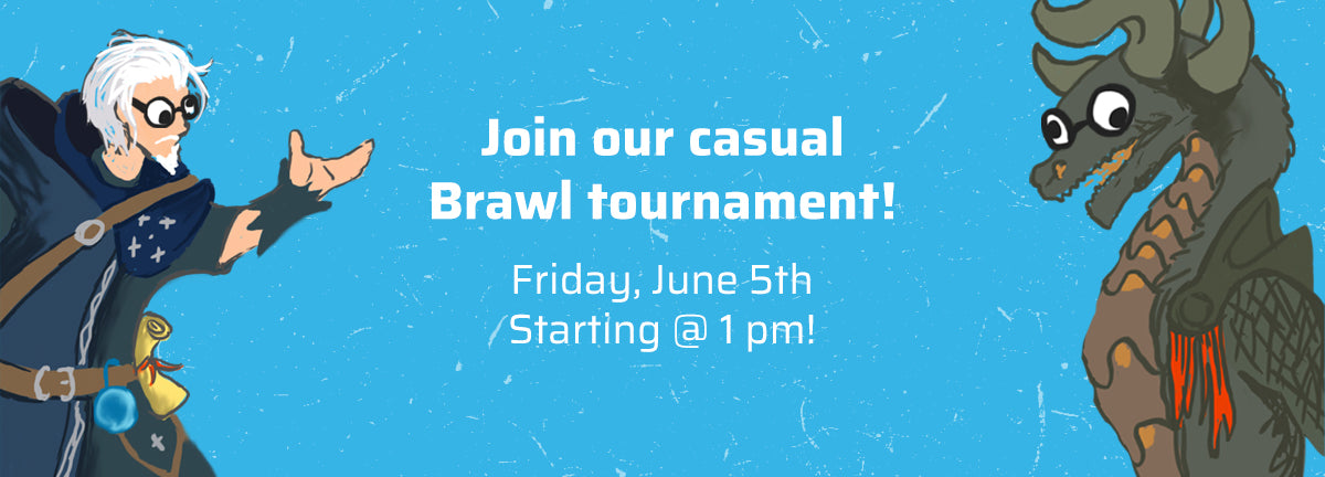 Join our casual Brawl tournament!