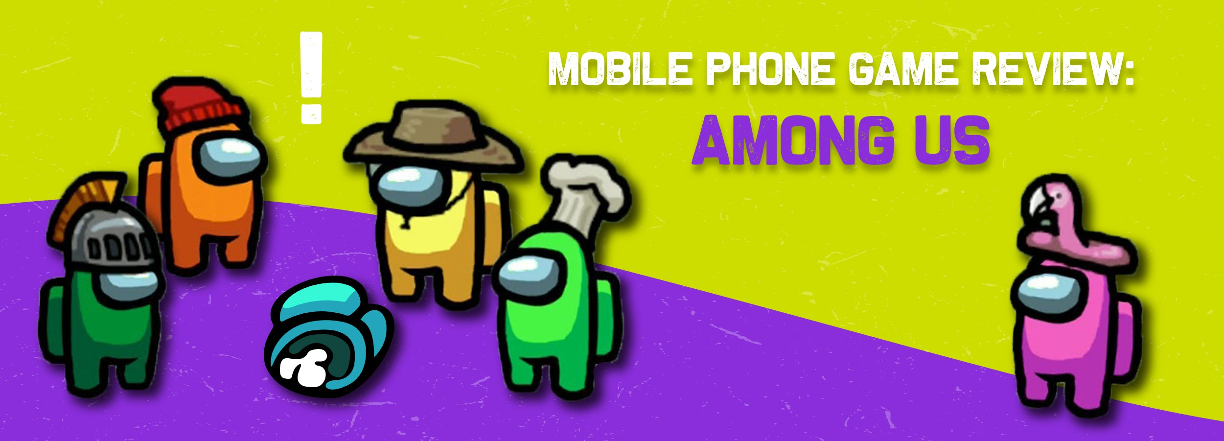 Mobile Phone Game Review: Among Us