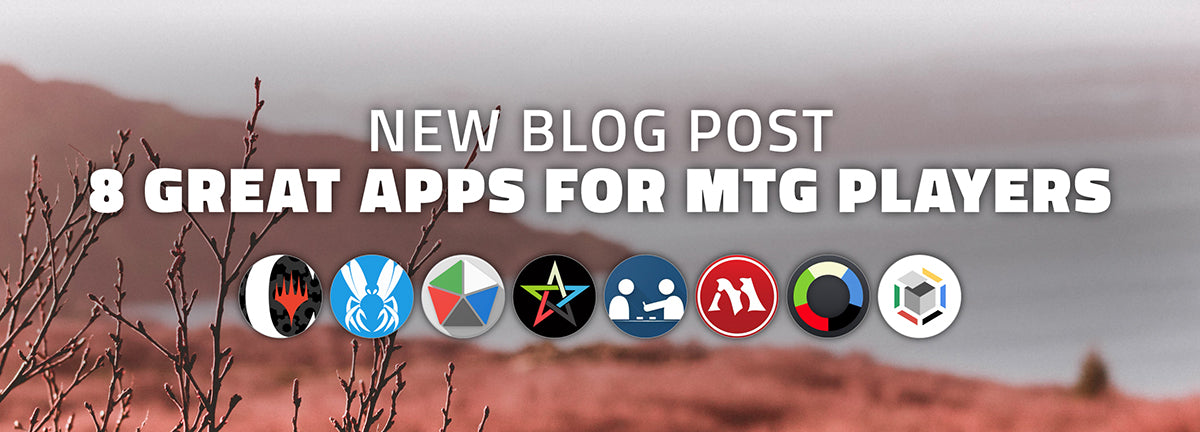 8 great apps for mtg