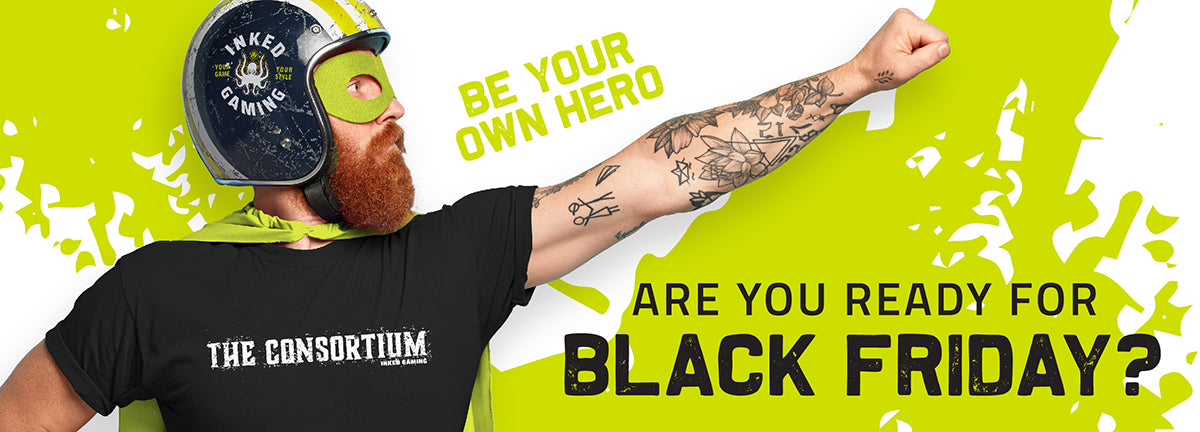 Are you ready for Black Friday? Be your own hero