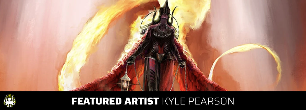 Featured Artist: Kyle Pearson