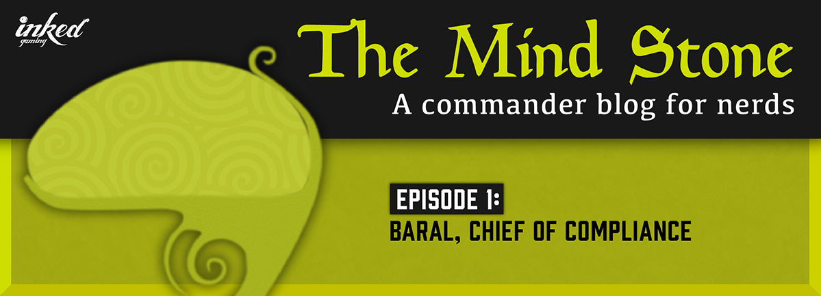 The Mind Stone: A Commander Blog For Nerds
