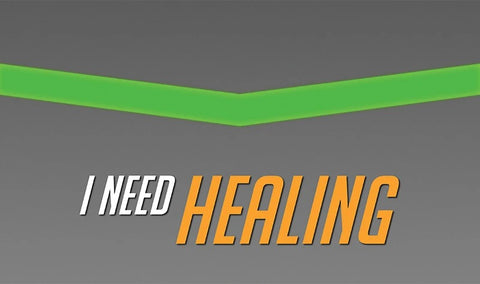 I Need Healing By Cameron Anderson