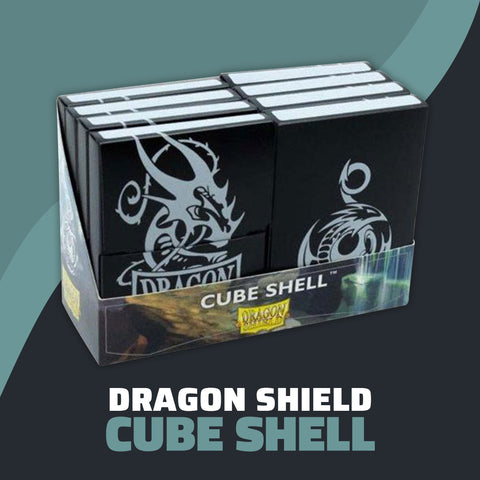 Dragon Shield Cube Shell