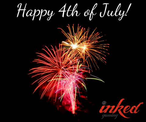 Happy 4th of July From Inked Gaming