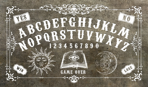 Ouija Tombstone By Mythic Mats