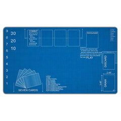 Blueprint Playmat