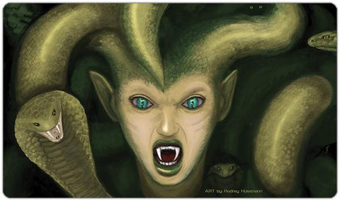 Gorgon Playmat