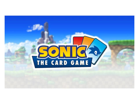 Sonic Card Game