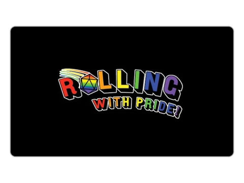 ROLLING WITH PRIDE PLAYMAT