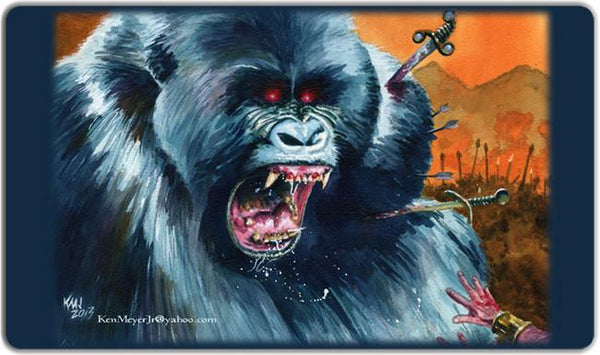 Angry Ape Playmat Inked Gaming