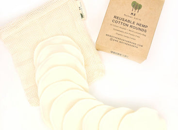 Why Reusable Cotton Rounds?