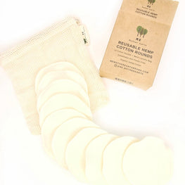 Ultra Soft Reusable Cotton Rounds