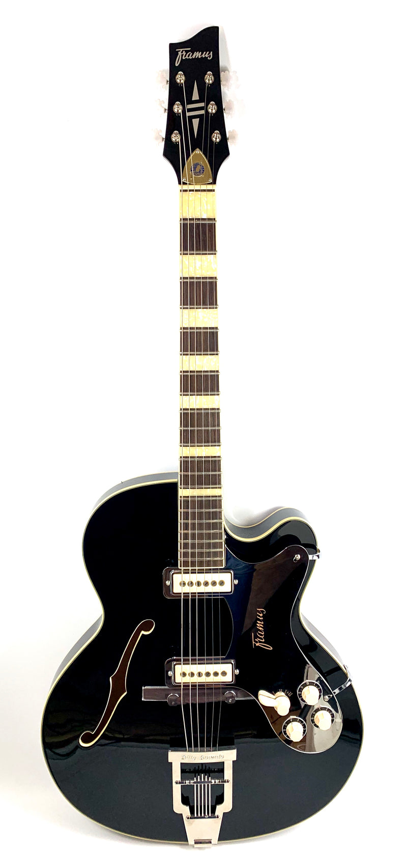Framus Billy Lorento Signature 5/120 (Black)