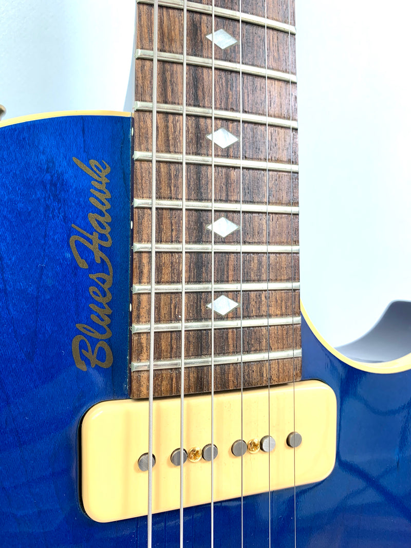 Gibson BluesHawk Chicago Blue de 1998